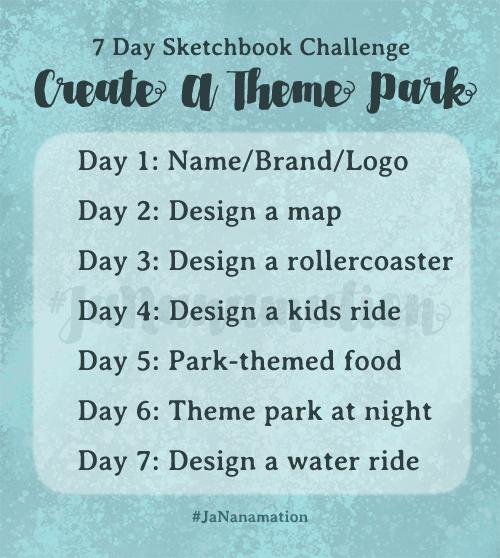 BCW: Sketchbook Challenge 01