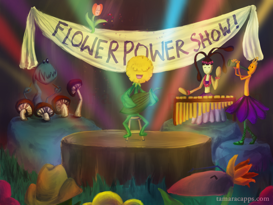 BCW: Flower Power Ending