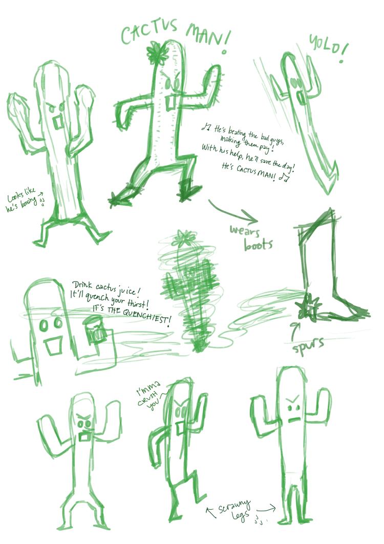 BCW: Spike Concept Art