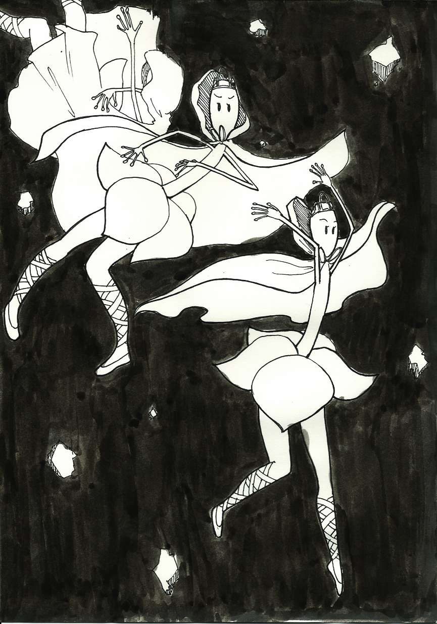 Inktober Special -- The Adventures of Princess Talia -- 15